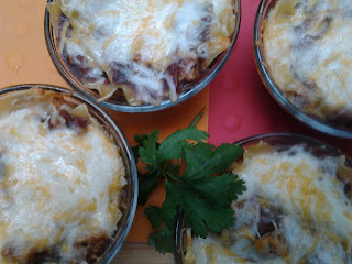 Mini Mexican Lasagnas 4
