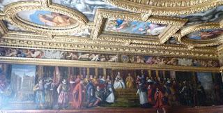 Palacio Ducal, Sala del Consiglio dei Dieci.