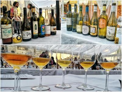 vini bianchi macerati italiani
