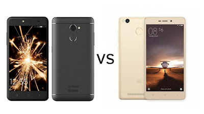 Coolpad Note 5 Lite vs Xiaomi Redmi 3s Prime