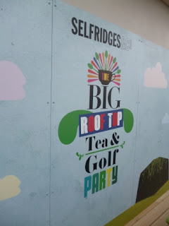 Minigolf and Crazy Golf in London - Selfridges