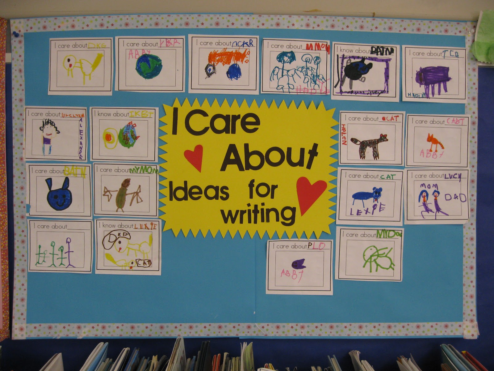 great writers write about what they know about us