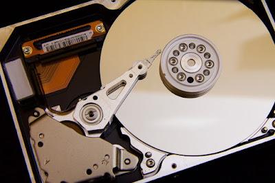 Ciri Hard Disk Rusak dan cara perbaikan nya