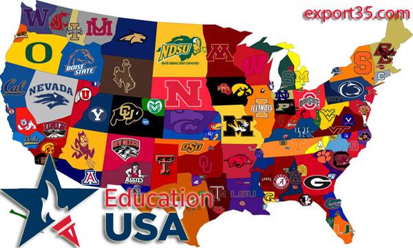 USA colleges, USA university
