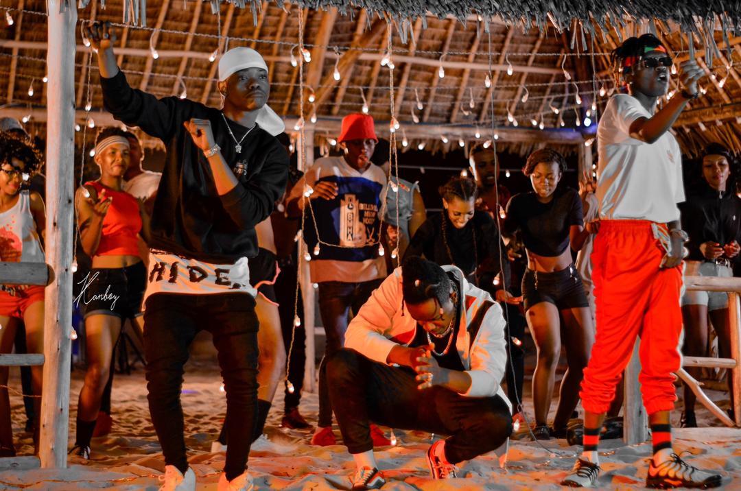 Tanzania's Mabantu is out to break borders with new tune 'Kama
