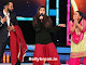 VJ Andy, Alia Bhatt and Bharti Singh