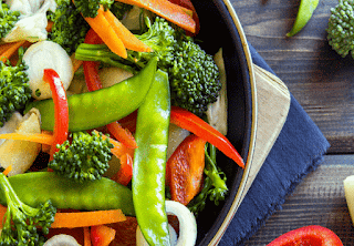 Makanan sehat untuk diet bagi penderita maag