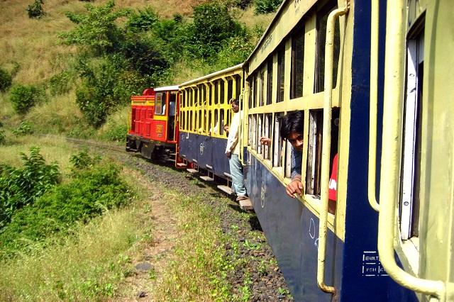 Matheran Hill Train Railway
