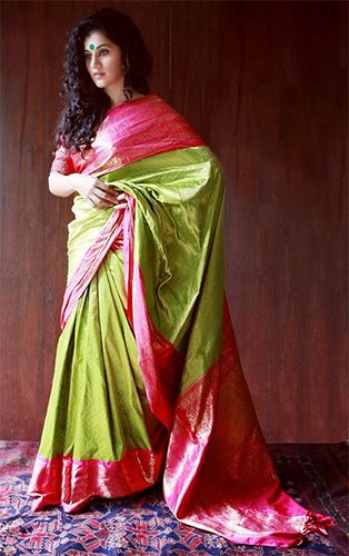 Indian Sarees Names, Prints & Types