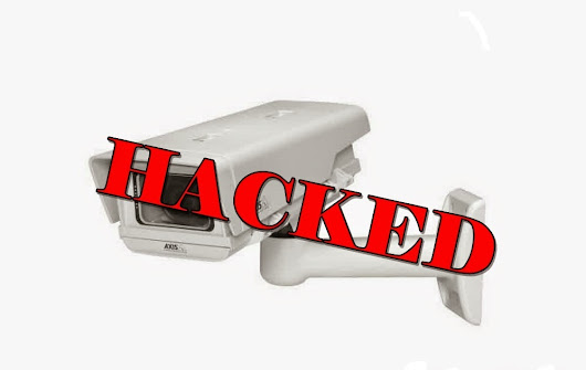 How Hackers Hack Security Camera and Webcams Using Google Dork