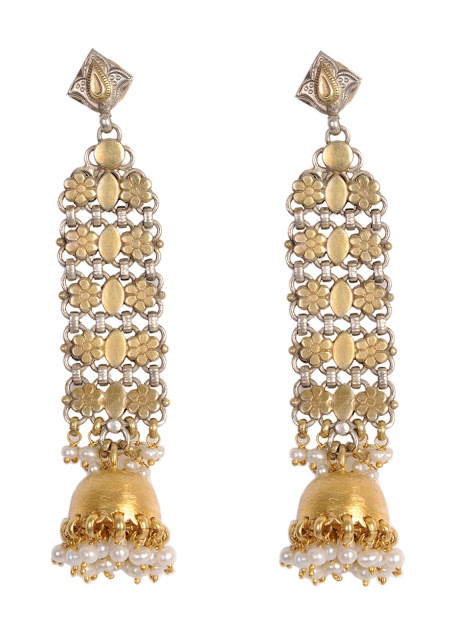 Silver Danglers MRP Rs. 6990
