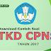 Download Contoh soal TKD (SKD) CPNS Tahun 2017 Lengkap