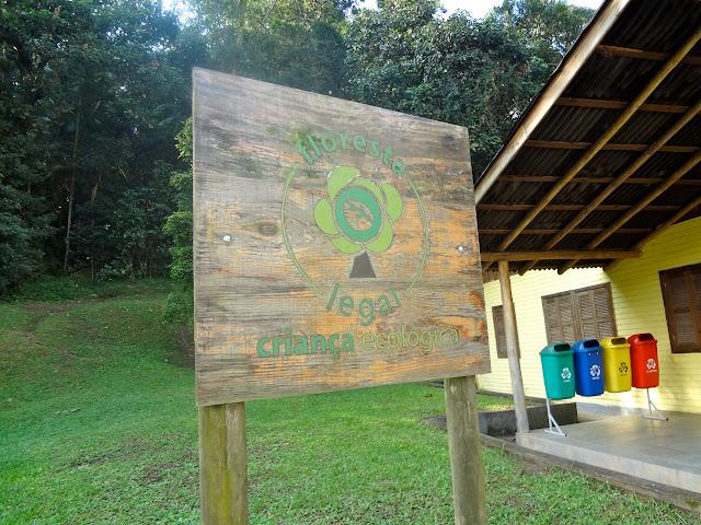 Núcleo de Educação Ambiental/Estação Vida no Horto de SP