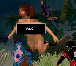 Ejemplo de Anuncio de videojuegos Páginas para adultos