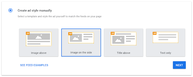 Cara Memasang In-Feed Ads Google AdSense di blogger