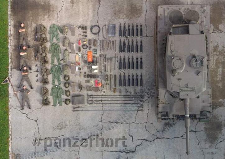 Танковий екіпаж ЗС Австрії
