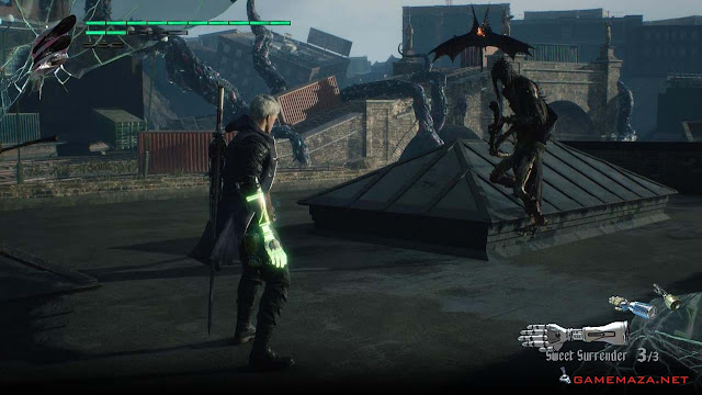 Devil May Cry 5 Deluxe Edition Gameplay Screenshot 3