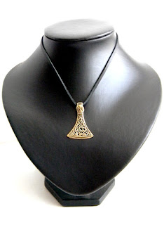 купить кулон секира ювелирные изделия из бронзы симферополь россия