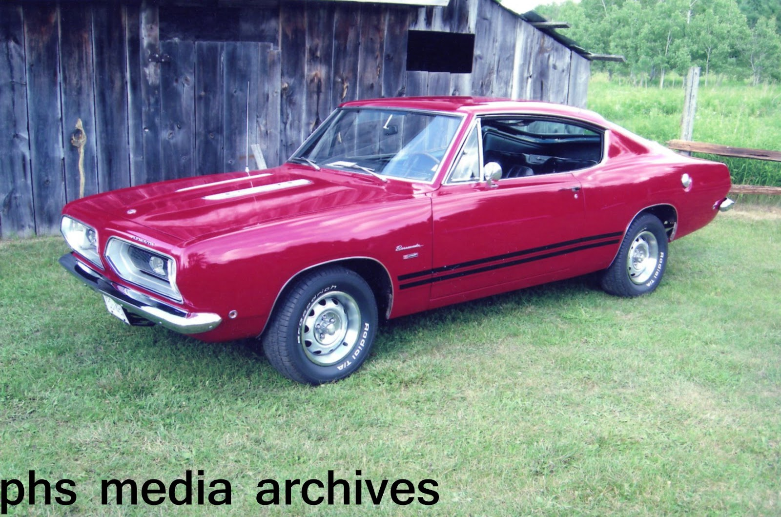 For 1968 the barracuda returned to weaker sales the formula s package lost some exclusivity with available optional sport stripes on the barracuda model