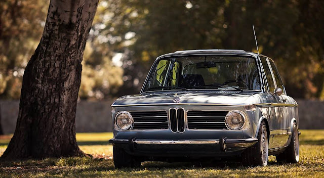 The Classic BMW 1600