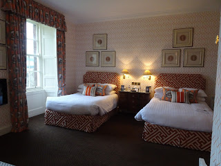 the lennox room in stobo