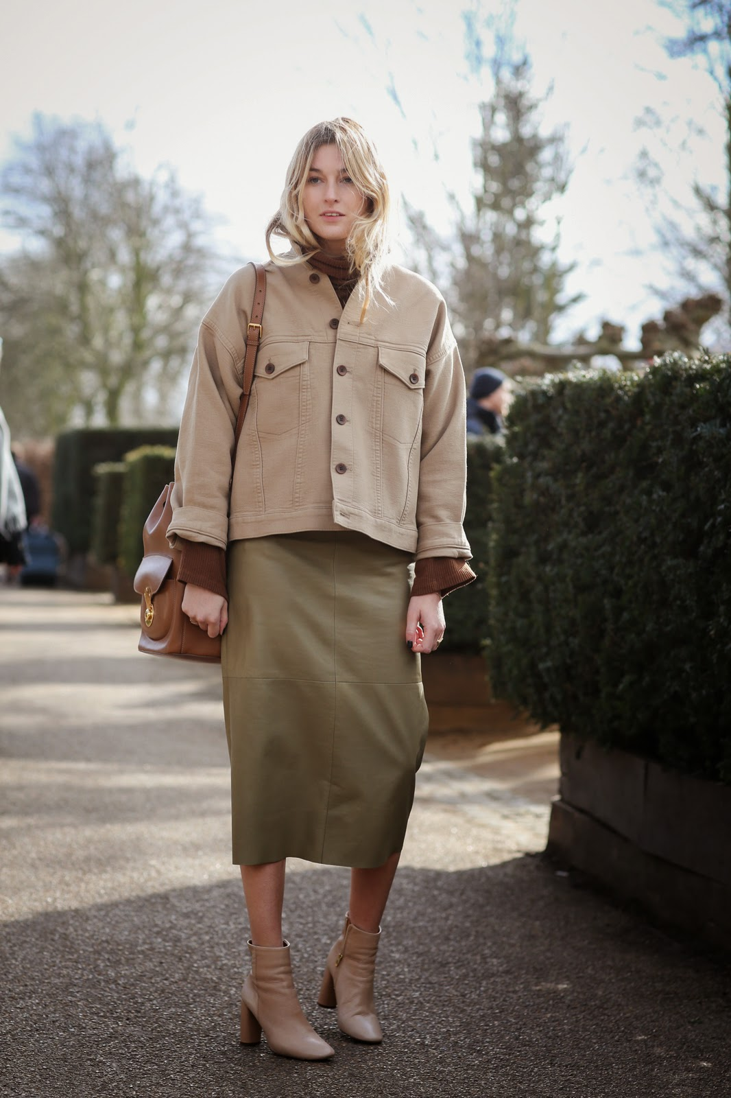 Bloggers: London Fashion Week Street Style, Day 4 5