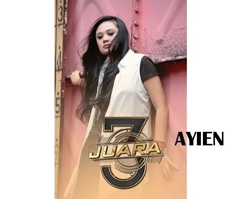 biodata Ayien peserta 3 Juara TV3, biodata 3 Juara TV3 Ayien, profile Ayien 3 Juara TV3 2016, biografi Ayien, profil dan latar belakang Ayien 3 Juara genre rock, gambar Ayien 3 Juara TV3