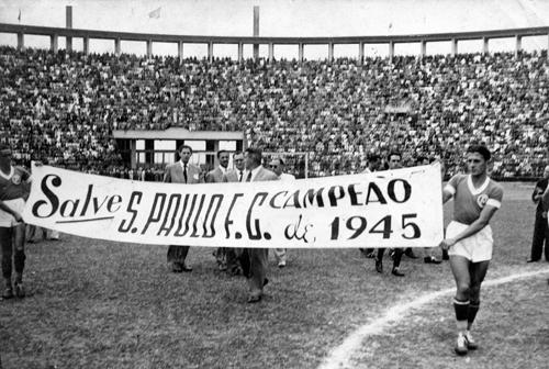 Resposta extraoficial à mentirosa matéria da Folha sobre o São Paulo na mudança de nome do Palmeiras em 1942 – Wender Peixoto