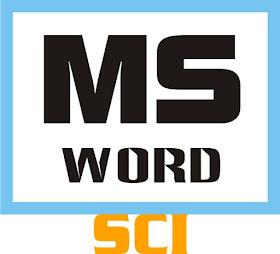 Microsoft Word book formatting