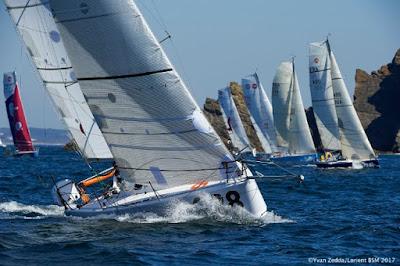 Plastimo s'associe à la Lorient Bretagne Sud Mini 2018