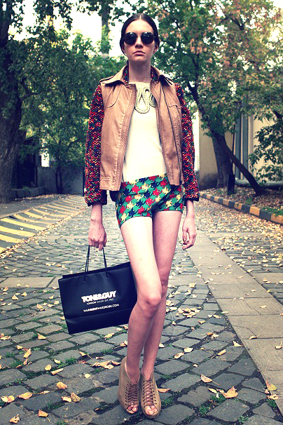 London Fashion Week Ss13 Fit Test