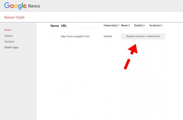 Daftar Google News Dan Siap Kebanjiran Visitor