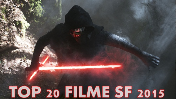 Top 20 filme SF in 2015