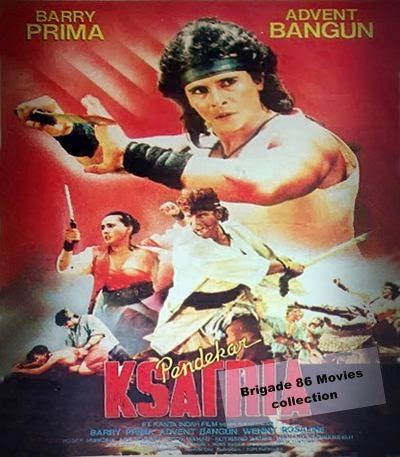 Brigade 86 Movies Center - Pendekar Ksatria (1988)