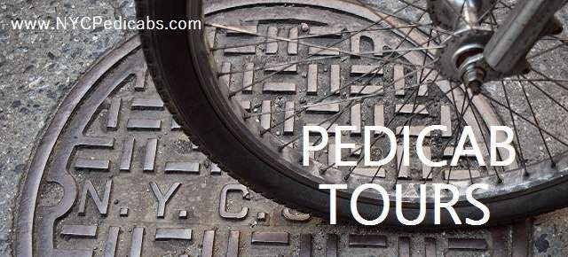 New York Pedicab Tours - Best Tours in New York