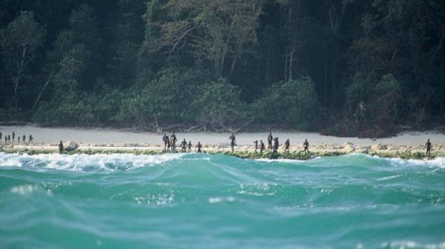 Esta isla sigue vírgen porque nadie puede entrar vivo