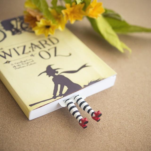 Adoráveis Marcadores que levam diversão para os amantes da boa literatura