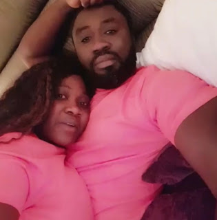 mercy johnson using juju husband