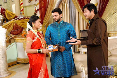 Pudhcha Paaul- Star Parvah TV Show