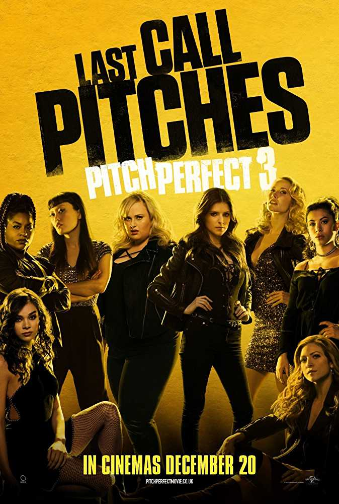 Poster Pitch Perfect 3 2017 Download Full Movie English Free 300Mb