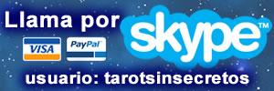 Consulta Tarot Skype