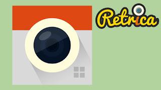 Aplikasi Android Untuk Edit Foto Terbaik dan Terkeren Retrica