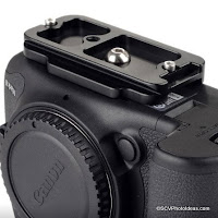 New Custom Plate for Canon EOS 7D Mk II (Body) from Sunwayfoto
