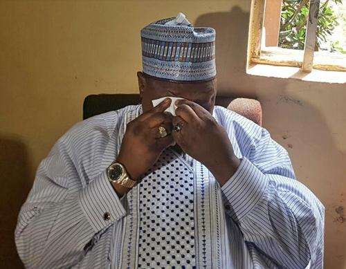 BREAKING: Ex-Governor Dariye Sentenced To 16 Years In Prison, Begs Openly