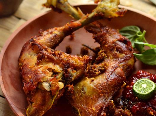 Resepi Ayam Goreng Lengkuas