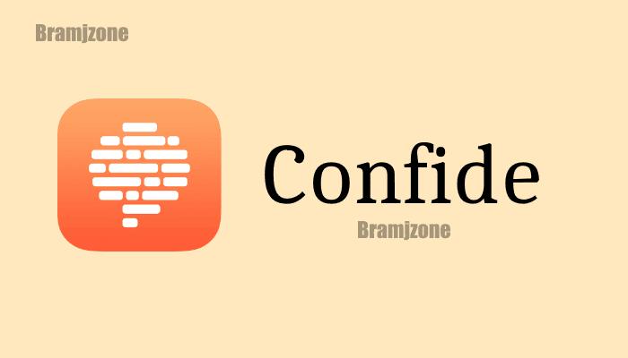 كونفيند أفضل برنامج دردشة مشفر