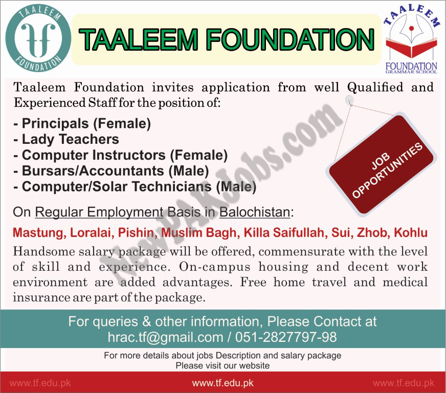 Taaleem-Foundation-jobs-newpakjobs