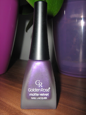 Golden Rose Velvet Matte 107