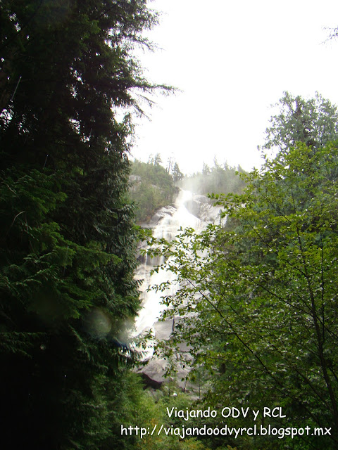 Viajando ODV y RCL  http://viajandoodvyrcl.blogspot.mx  Parque Provincial Shannon Falls