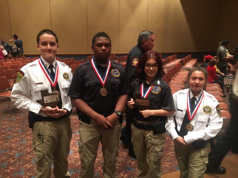 Houston Police Explorers: 2016